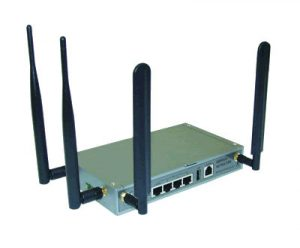 GEM420 4G Router for CCTV